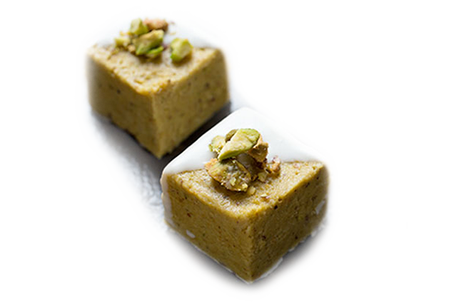 Pistachio Confections
